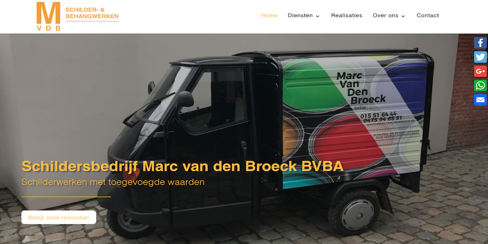 Marcvandenbroeck.be