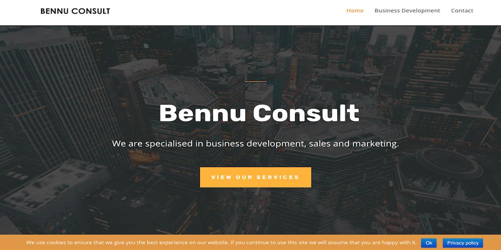 Bennu-Consult.com
