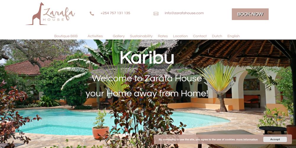 Zarafahouse.com
