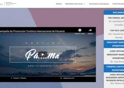 Consulate of Panama in Antwerp